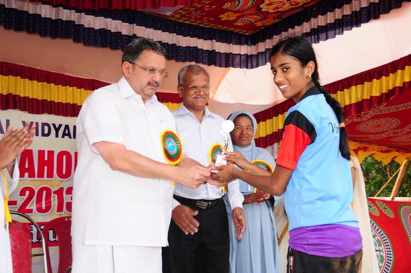 Athletic meet - Closing ceremony