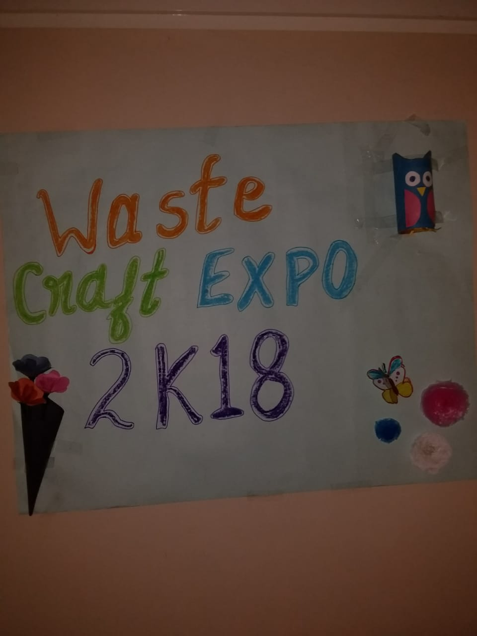 WASTE CRAFT EXPO 2018